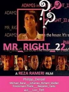 """Mr_Right_22"""""""