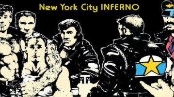 New York City Inferno - Outview