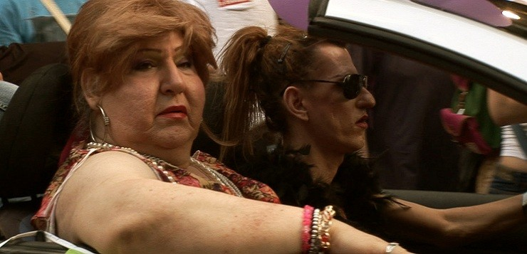 Nana / Λάρα Κρίστεν / Lara Christen / gay greek film / documentary / ελληνικη ταινια / Outview Film Festival