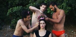 Βασίλισσα Αντιγόνη Σκηνοθεσία: Τηλέμαχος Αλεξίου outview gay lesbian film festival