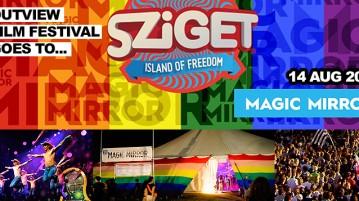 Το Outview Film Festival συμμετέχει στο Sziget Festival