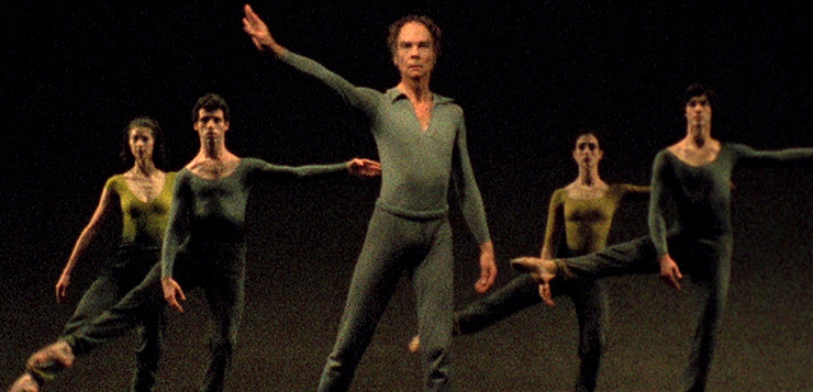 Merce Cunningham, Charles Atlas