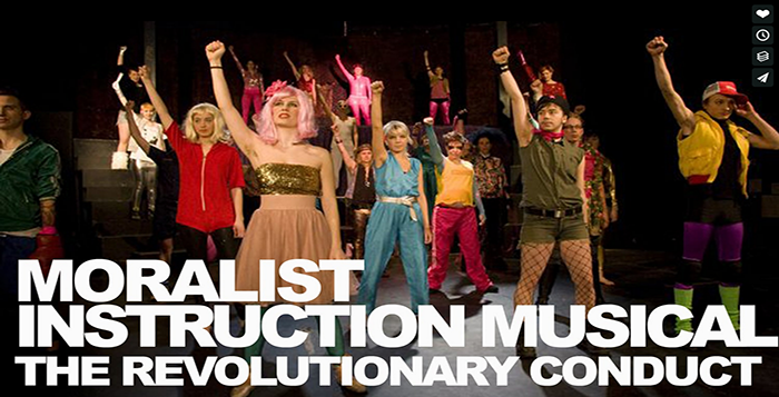 Moralists Instruction Musical_ The Revolutionary Conduct-SD