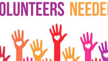 Outview 2017 We Need Volunteers