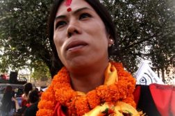 Pinky Gurung, Gopal Shivakoti, outview 2018