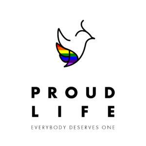 Proudlife logoLGBT1